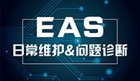金蝶EAS服务端环境问题诊断分析培训视频教程