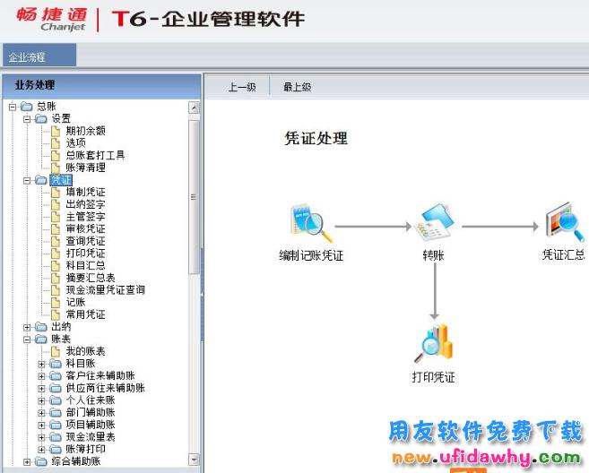用友T6V6.1ERP企业管理软件免费下载 用友T6 第2张图片