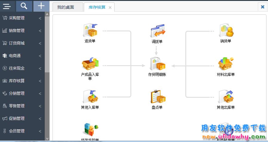 畅捷通T+V12.2SP3标准版免费试用版下载 畅捷通财务软件 第4张图片