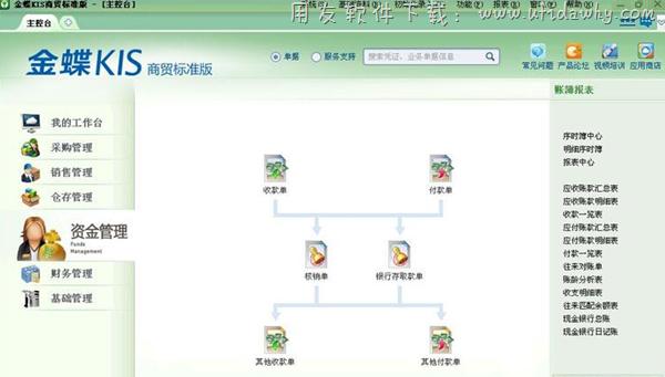 金蝶KIS商贸标准版V6.0免费版下载地址 金蝶软件 第5张图片
