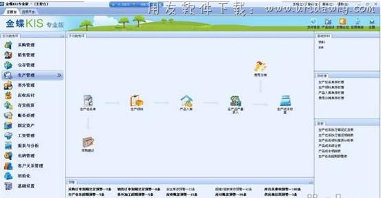 金蝶KIS生产版免费版_金蝶KIS旗舰生产版免费下载地址 金蝶软件 第1张图片