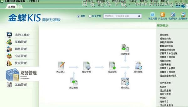 金蝶KIS商贸标准版V6.0免费版下载地址 金蝶软件 第6张图片
