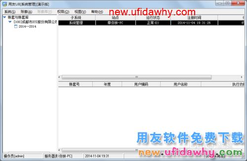 用友U8V10.1ERP怎么设置用户(操作员)权限的图文操作教程 用友知识库 第2张图片