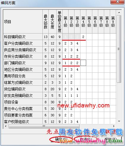 用友U8V10.1ERP怎么建立账套的图文操作教程 用友知识库 第10张图片
